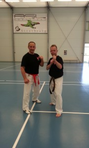 Galerie Self Defense Training Stage avec Bernard Bilicki Gindt Christian
