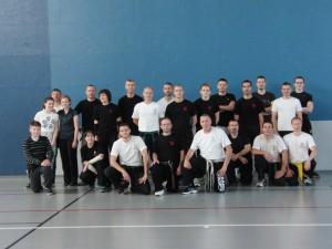 Stage Krav Maga Dojo Hangenbieten self défense training