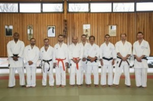 Galerie Self Defense Training Stage au dojo de Den Shin Kan Hangenbietten