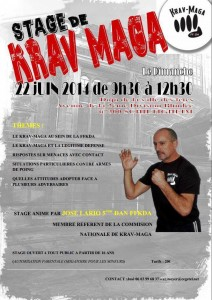 Krav-Maga José Lario Self Défense Training