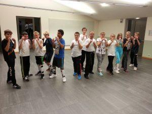 Krav-Maga adolescents à Hangenbieten et Lipsheim Self Défense Training