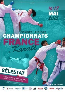Championnats de France de karaté self défense