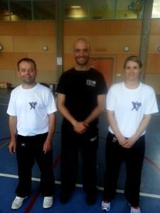 Séminaire de Krav Maga Emmanuel Ayache et self défense training